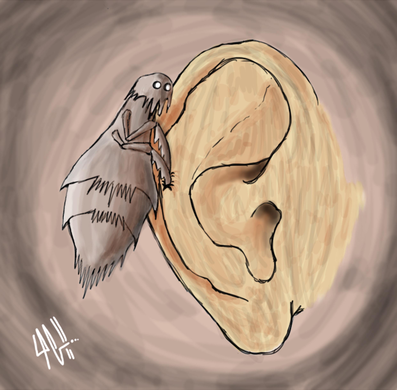 Avoir la puce à l'oreille