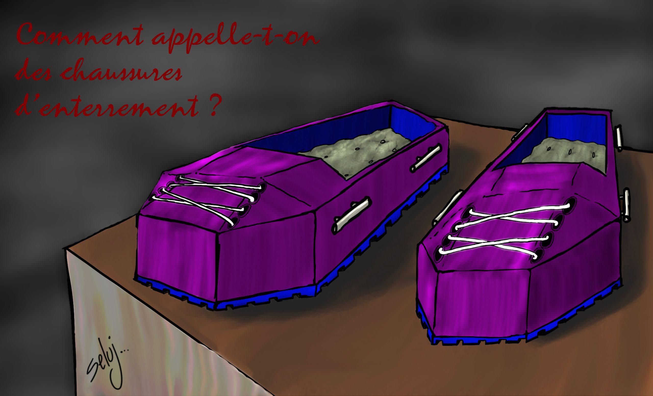 Des pompes funèbres