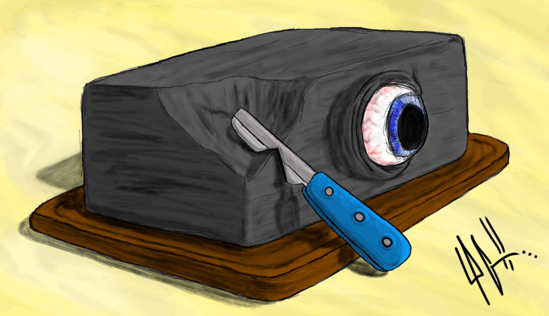 Un oeil au beurre noir