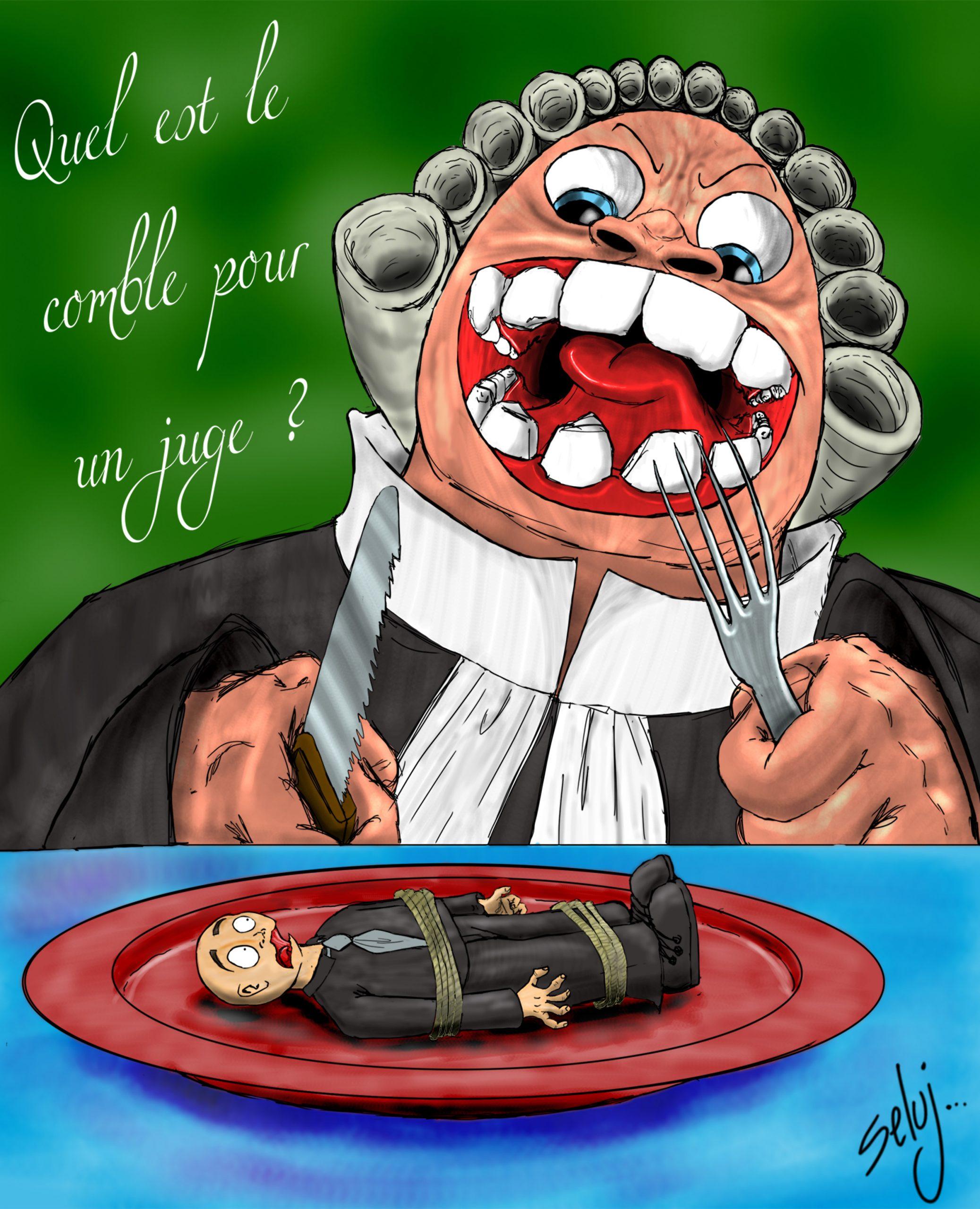 De manger des avocats